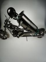 Motor bortartó