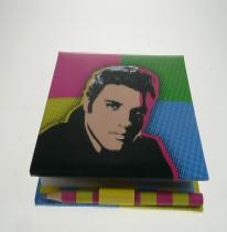 Pop Art Elvis Presley füzet